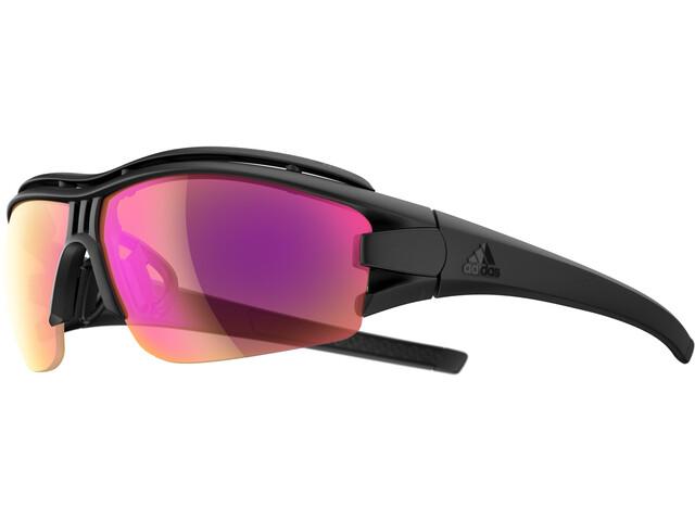 adidas Evil Eye Halfrim Pro Bril L, black matt/lst bright